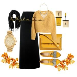 hijab hijeb voile look outfit mode fashion inspiration tenue muslima